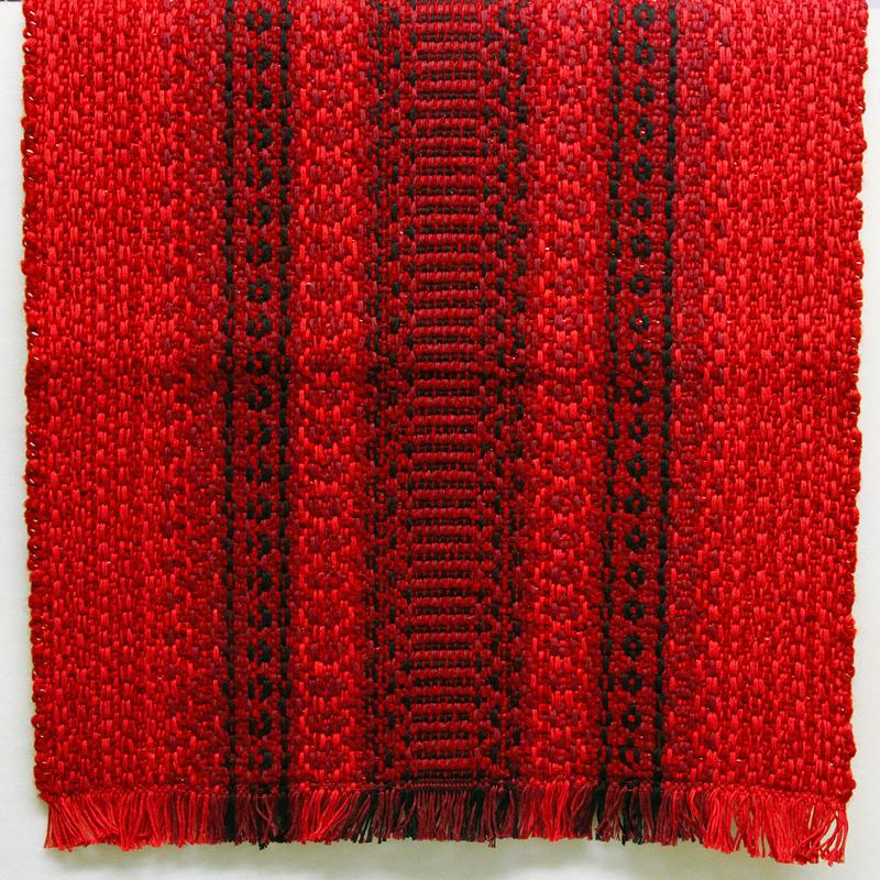 Keinutuolin matto Punainen (MKM01V) , Matot ja liukuesteet, Keinutuolin matot