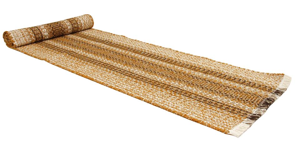 Keinutuolin matto Ruskea-Okra (MKM05V), Matot ja liukuesteet, Keinutuolin matot