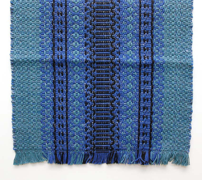 Keinutuolin matto sininen (KK25V), Matot ja liukuesteet, Keinutuolin matot