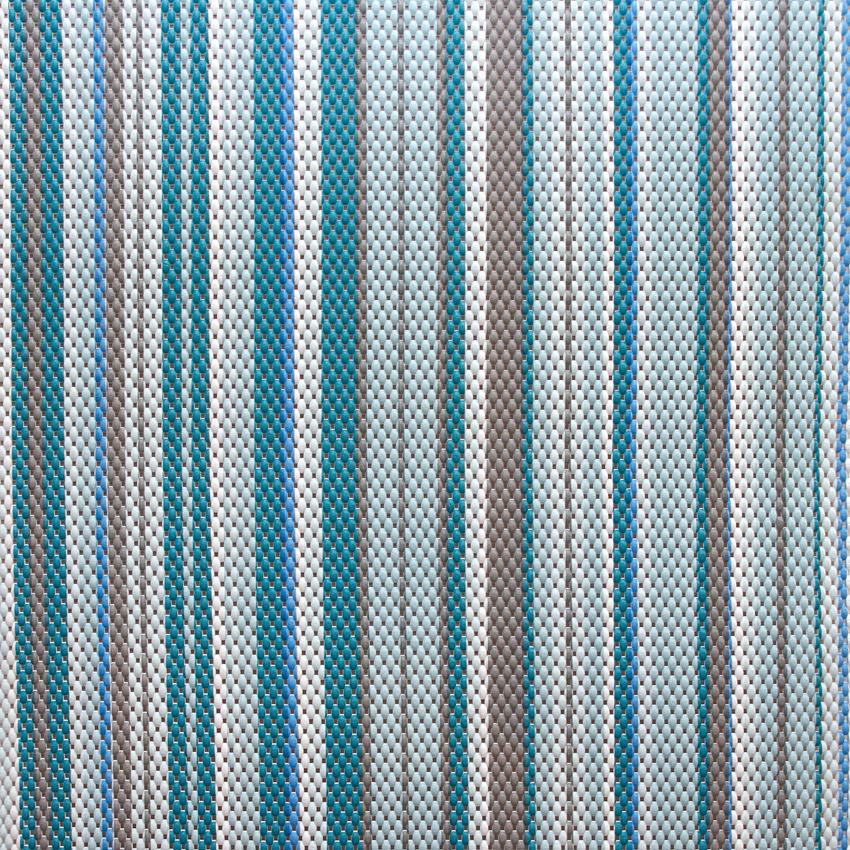 KOSTEANTILAN MATTO Turkoosiraita  (KL011V), Matot ja liukuesteet, Kosteantilan matot