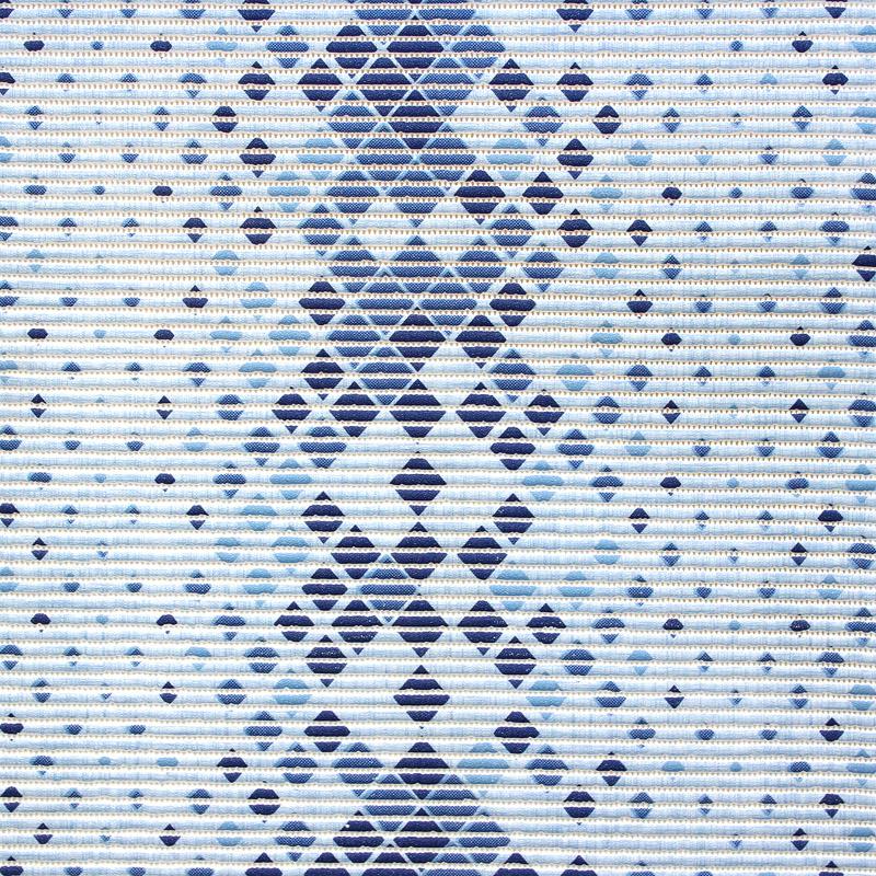 KOSTEANTILAN MATTO Ruutu sininen (MT134V), Matot ja liukuesteet, Kosteantilan matot
