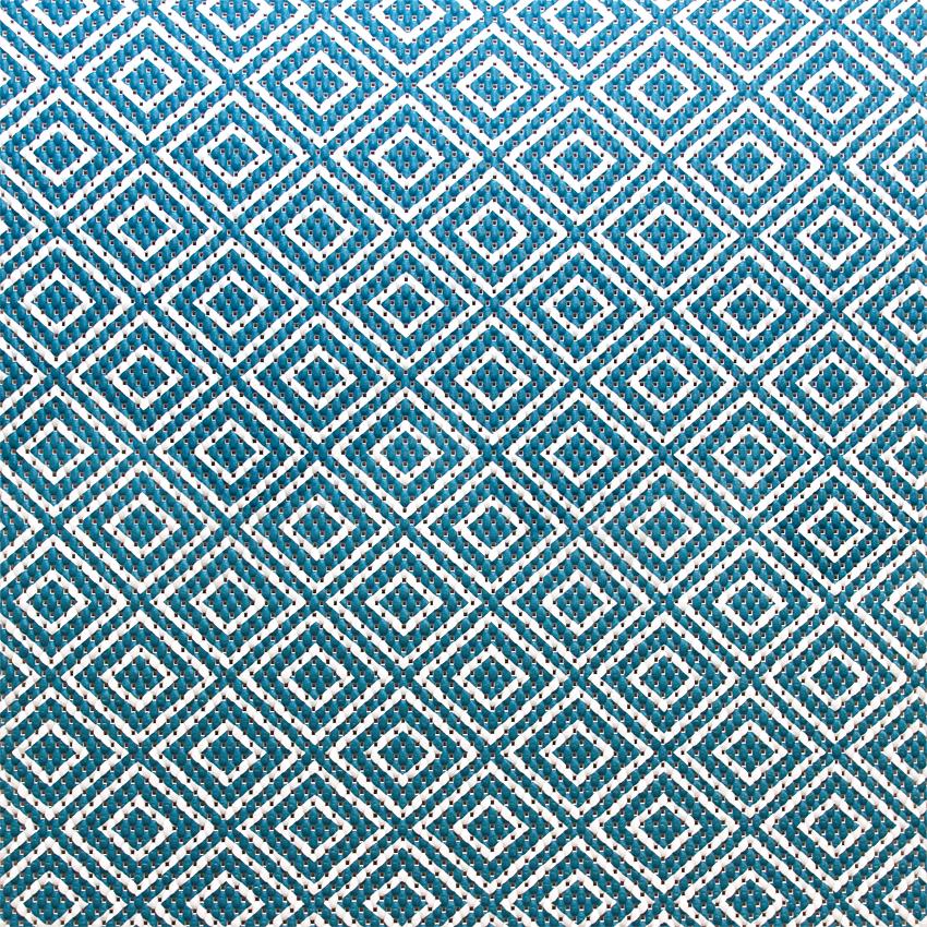 KOSTEANTILAN MATTO Siniturkoosi kuvio (KL012V), Matot ja liukuesteet, Kosteantilan matot