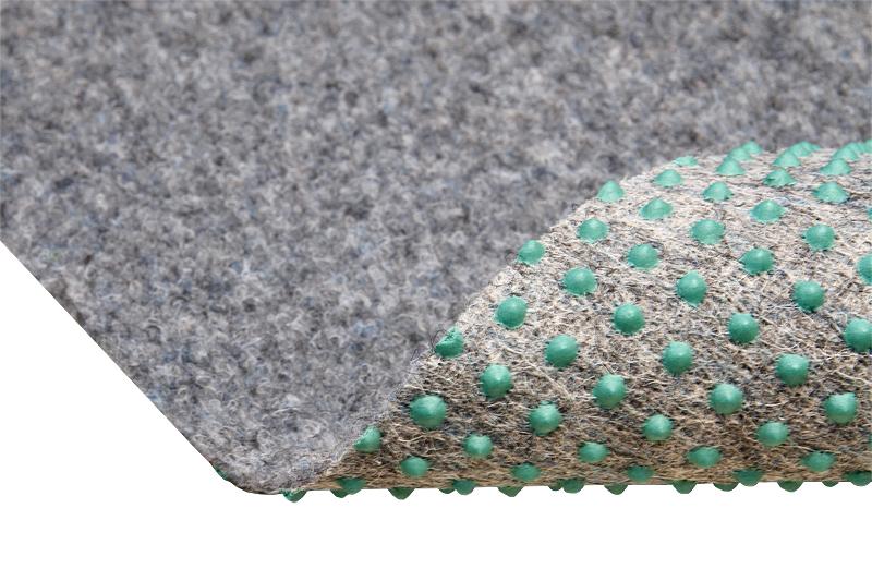 Terassimatto lev. 133cm vaaleanharmaa (PT13V), Matot ja liukuesteet, Parveke- ja terassimatot