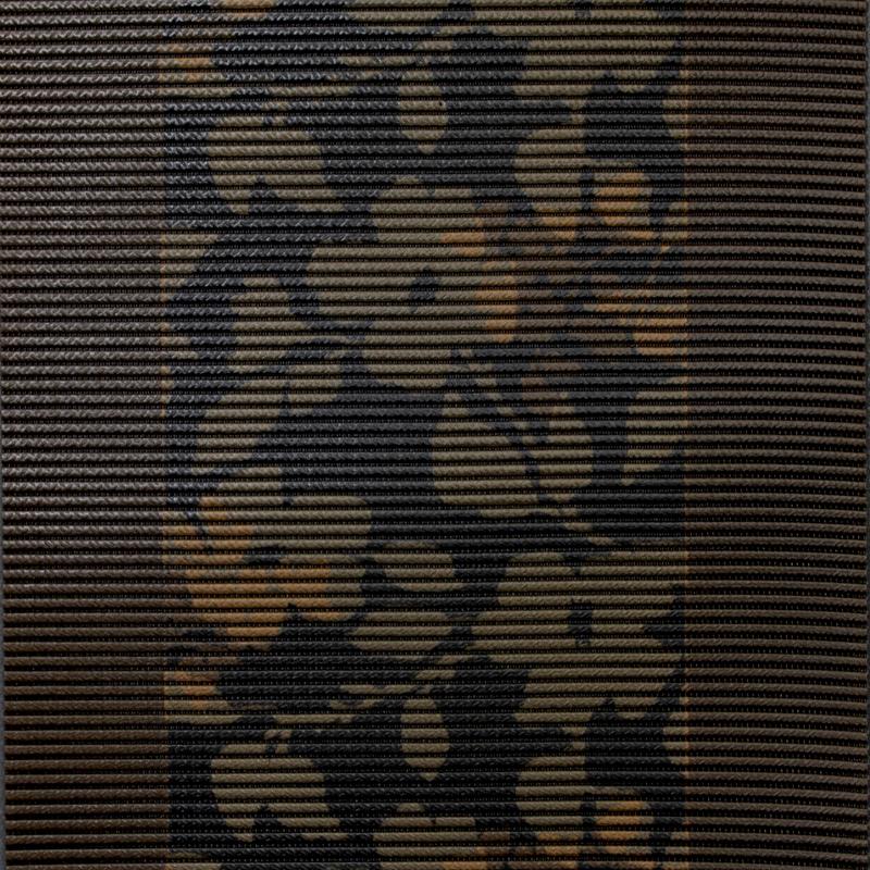KOSTEANTILAN MATTO Kukka Pronssi-Ruskea  (PT45V), Matot ja liukuesteet, Kosteantilan matot