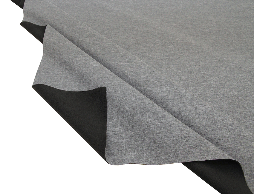Foxshell Fleece meleerattu harmaa (FT21V), Kankaat, Muut kankaat, Työvaatekankaat