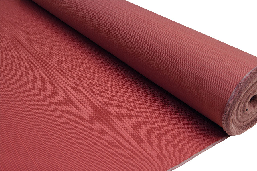 Verhoilukangas Aqua Punainen (SI201V), Kankaat, Huonekalukankaat