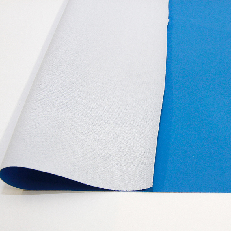 Hygieniakalvo kangas leveys 218cm Sininen (RC150V), Kankaat, Kosteussuojakangas, Muovitettu frotee, Muut apuvälineet, Kosteussuojat