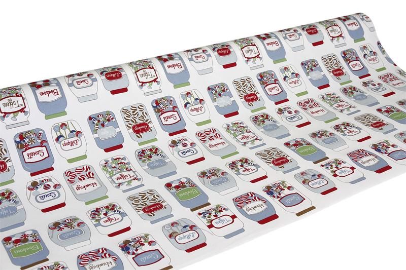 Sisustuskangas Candy (K79V), Kankaat, Sisustuskankaat