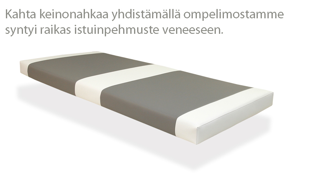 Keinonahka, harmaa (FR01V), Kankaat, Keinonahka - Tekonahka