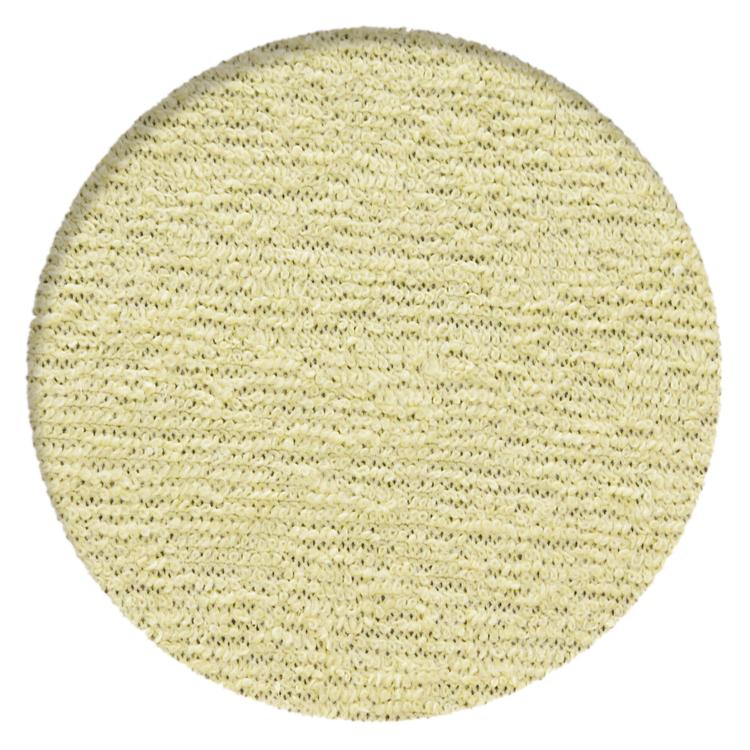 Muovitettu frotee leveys n. 150cm Keltainen lievä B-laatu (KP11V), [field_category]