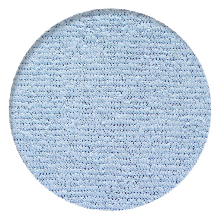 Muovitettu frotee leveys n. 150cm Vaaleansininen lievä B-laatu (KP09V), [field_category]