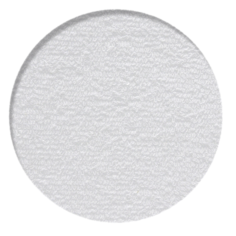Muovitettu frotee leveys 150cm Valkoinen A-laatu (KP1003V), [field_category]