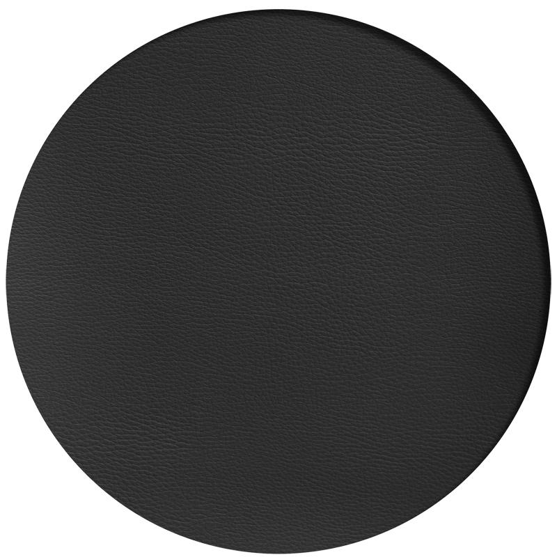 PALOSUOJATTU Keinonahka Musta (FR110V), [field_category]
