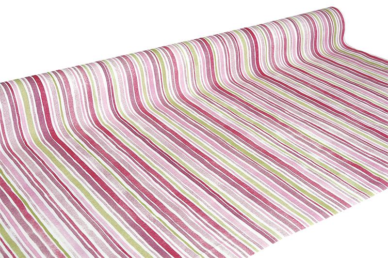 Tuplaleveä kangas 280cm Eugenia, raita (TP015V), Kankaat, Sisustuskankaat