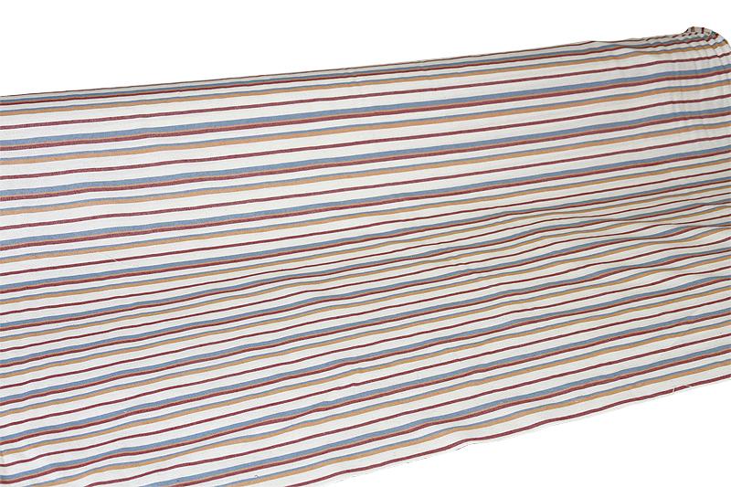 Tuplaleveä kangas 280cm Raita (TP022V), Kankaat, Sisustuskankaat