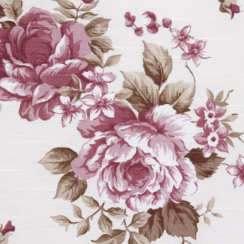 Flor, ruusu (TP042V), Kankaat, Sisustuskankaat
