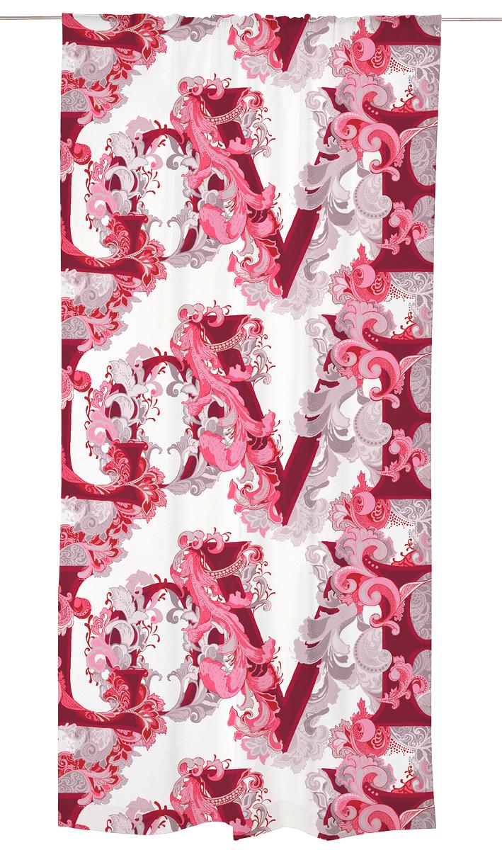 Vallila kangas, Love Pinkki lev. 150cm (V87V), Kankaat, VALLILA kankaat
