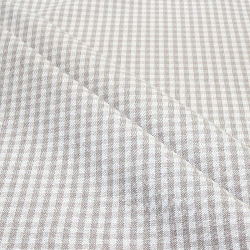 Verhoilukangas Casella ruutukuosi Vaalea beige (OR27V), [field_category]