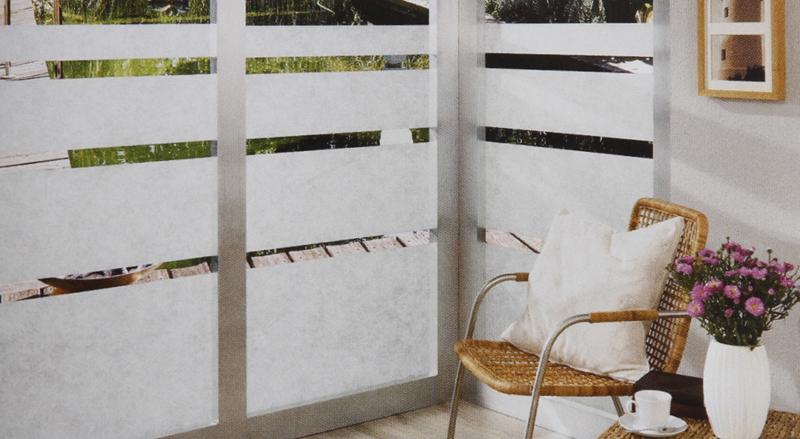 Ikkunakontakti, Bampoo (V134V), Kontakti- ja kristallimuovit, Läpikuultavat ikkunakontaktit