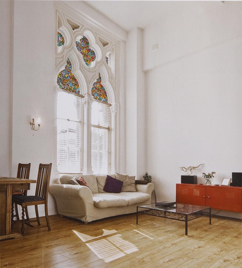 Ikkunakontakti, Minster (V131V), Kontakti- ja kristallimuovit, Läpikuultavat ikkunakontaktit