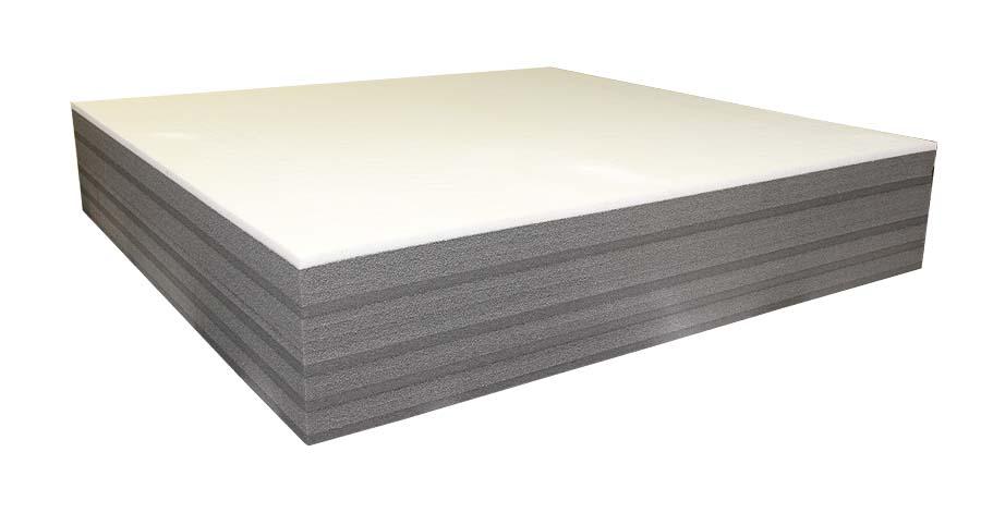 Jousiammuntatausta 100x100x20cm (IN104), Solumuovit, Sekalaiset (suojat, rullat, sidontanauhat, jousiammuntataustat)