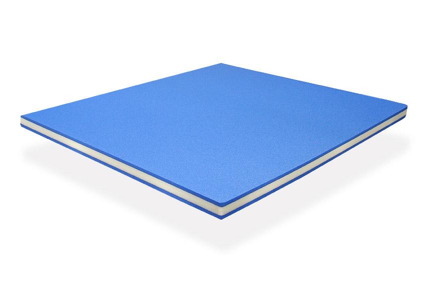 Solumuovipala 94x105x5cm Sini-Valkoinen (IN65V), Solumuovit, Solumuovit paloittain
