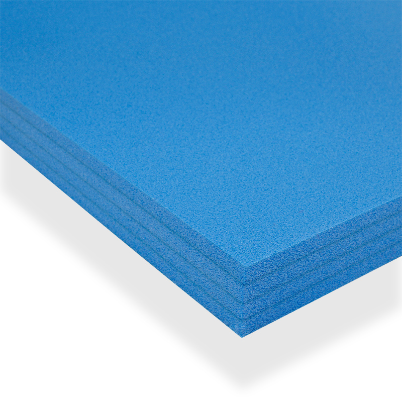 Solumuovilevy  n. 100x200x5cm Sininen (IN335V), [field_category]