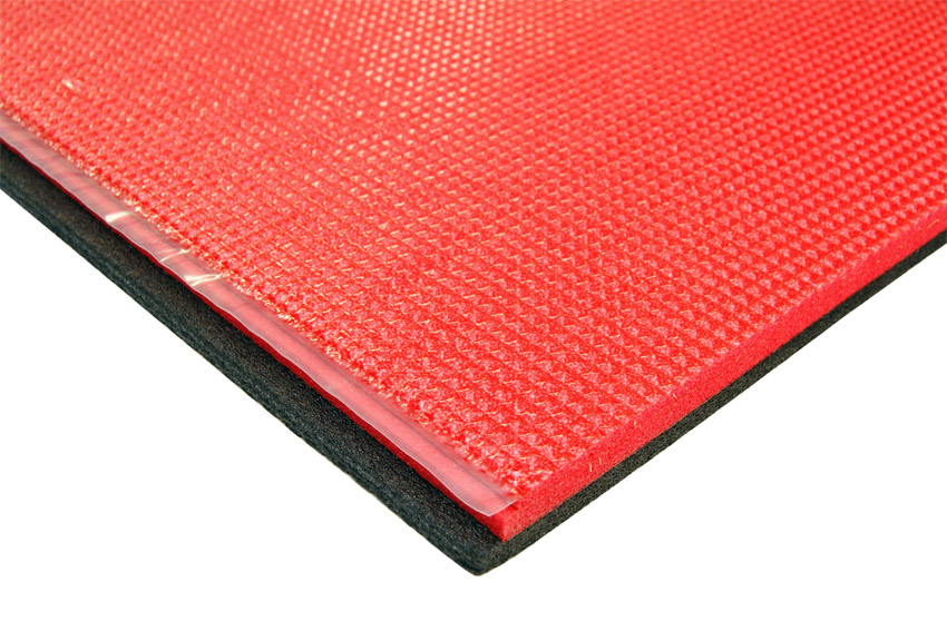 Solumuovilevy 158x106x2cm Puna-Musta (IN21V), Solumuovit, Solumuovit paloittain