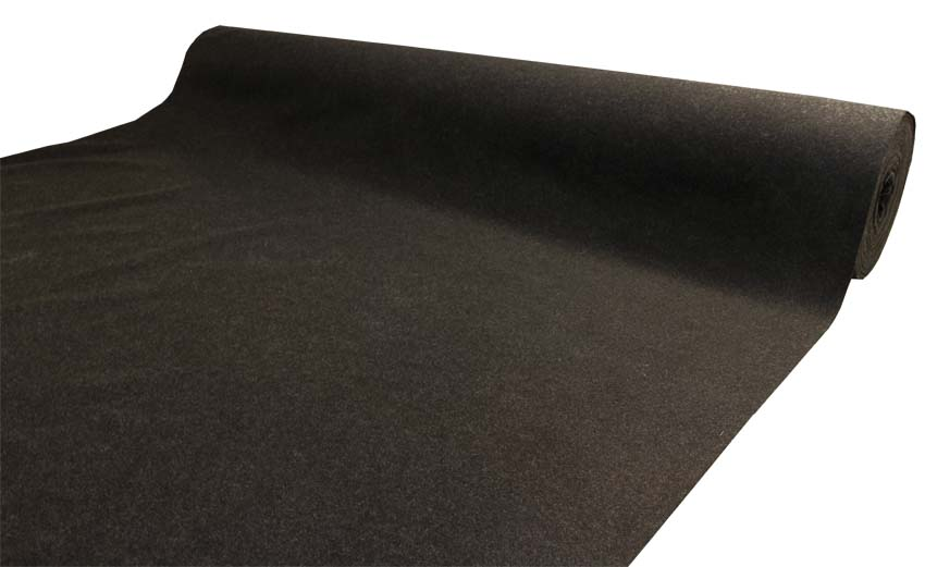 Neulattu huopa 100% Polyesteri lev. 185cm (IM011V), Täyteaineet ja levyvanut, Kierrätyshuopa - Neulattu huopa - Pehmikehuopa