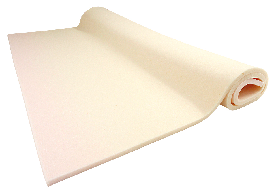 Viskoelastinen vaahtomuovi 160x200x4cm, Vaahtomuovit, Viskoelastinen vaahtomuovi
