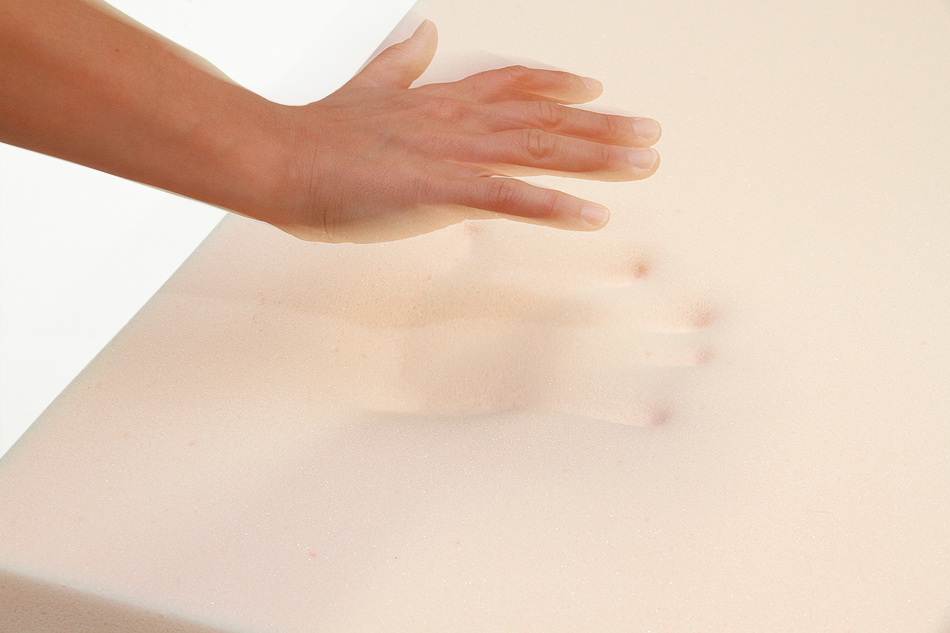 Viskoelastinen vaahtomuovi 160x200x2cm, Vaahtomuovit, Viskoelastinen vaahtomuovi