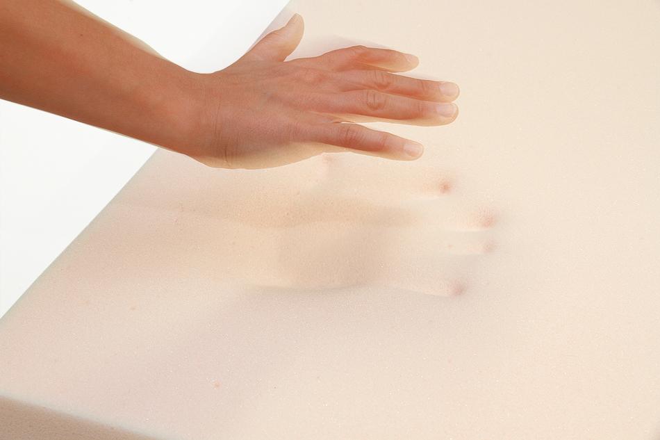 Viskoelastinen vaahtomuovi 160x200x5cm, Vaahtomuovit, Viskoelastinen vaahtomuovi