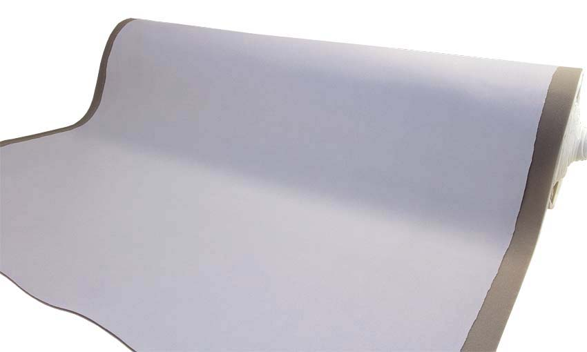 Laminoitu 3,5 mm vaahtomuovi, Harmaa lilahtava (IM008V), Vaahtomuovit, Vaahtomuovi 3mm, 4mm, 5mm ja 6mm, Vaahtomuovi laminoitu