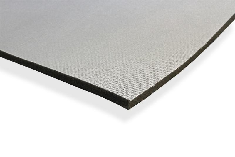 Laminoitu vaahtomuovi 10mm, leveys 160cm (SI119V), Vaahtomuovit, Vaahtomuovi 3mm, 4mm, 5mm ja 6mm, Vaahtomuovi laminoitu