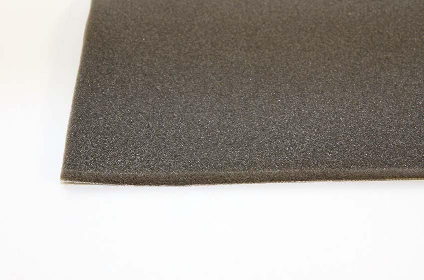 Laminoitu vaahtomuovi 8mm, leveys 160cm (IM009V), Vaahtomuovit, Vaahtomuovi 3mm, 4mm, 5mm ja 6mm, Vaahtomuovi laminoitu