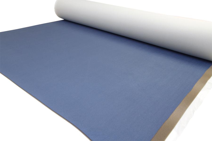 Laminoitu 3,5mm vaahtomuovi Sininen (IM006V), Vaahtomuovit, Vaahtomuovi 3mm, 4mm, 5mm ja 6mm, Vaahtomuovi laminoitu