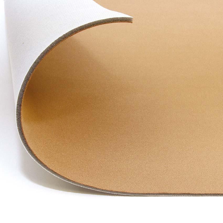 Laminoitu 3,5 mm vaahtomuovi, Latte (IM005V), Vaahtomuovit, Vaahtomuovi 3mm, 4mm, 5mm ja 6mm, Vaahtomuovi laminoitu