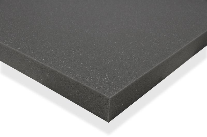 Tekninen palosuojattu vaahtomuovi, 50*100*5cm (RC515PFV), Vaahtomuovit, Profiloitu vaahtomuovi, Tekniset ja Limi - vaahtomuovi