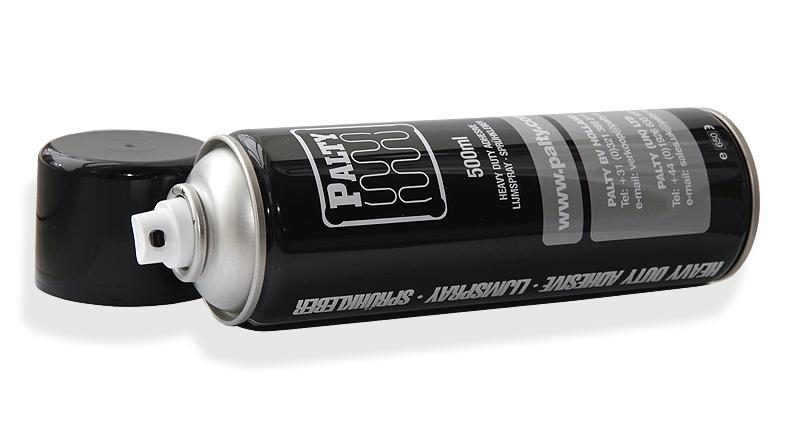Sprayliima 500 ml vaahtomuoville (SI81V), Vaahtomuovit, Sprayliima, Muut tuotteet