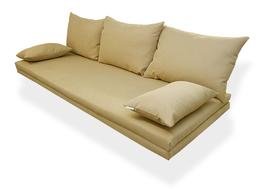 Taittopatjasarja Genua Beige (OT174V), [field_category]