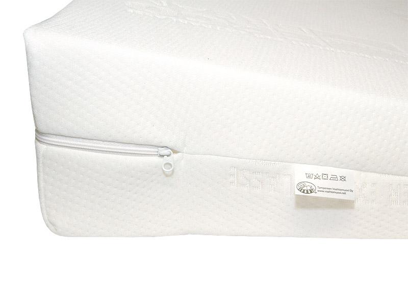 Kiilatyyny - refluksi, leveys 80/15cm (OT71V), Apuvälineet ja tuotteet terveydenhoitoon, Kiilatyynyt - päällystetyt