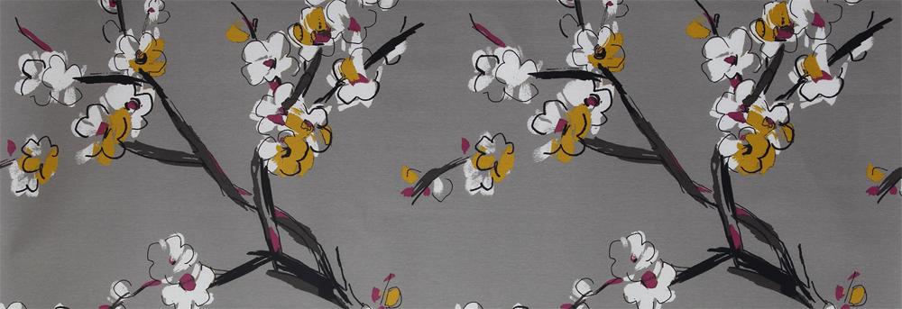 Vahakangas Blossom (K76V), Vahakankaat ja pitsiliinat, Tekstiilivahakankaat