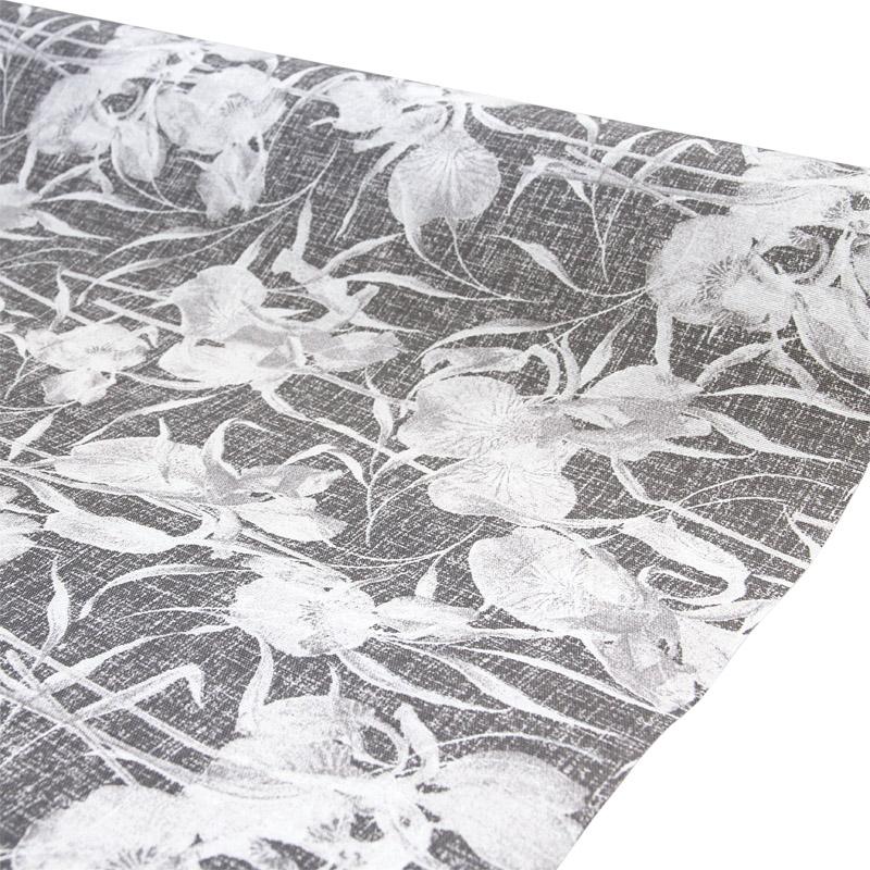 Vahakangas Akrylaatti Lino Harmaa (MT125V), Vahakankaat ja pitsiliinat, Tekstiilivahakankaat