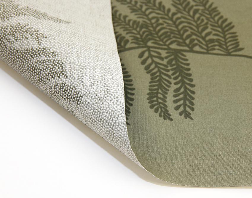 VAHAKANGAS - KERNILIINA Oriental Garden Olive (IT1127V), Vahakankaat ja pitsiliinat, Tekstiilivahakankaat