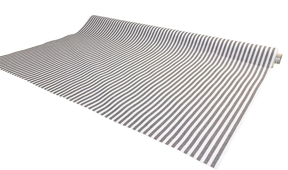 Vahakangas Pellava-raidat harmaa (IT1002HV), Vahakankaat ja pitsiliinat, Tekstiilivahakankaat