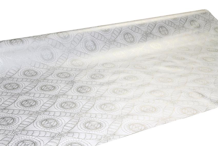 Vahakangas Pitsi Printti Hopea (IT1045V), Vahakankaat ja pitsiliinat, Vahakankaat lev. 140cm
