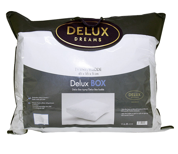 Delux Box tyyny 45x55x5cm DX05V, [field_category]
