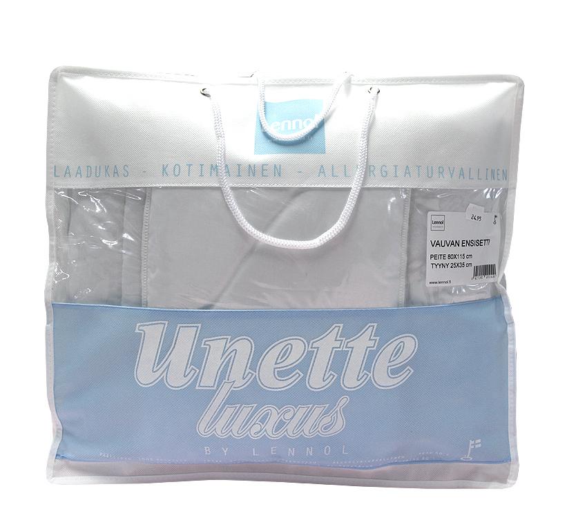 Vauvan peitto tyynysetti (LE32V), Tyynyt ja sisätyynyt, Vauvojen ja lasten tyynyt