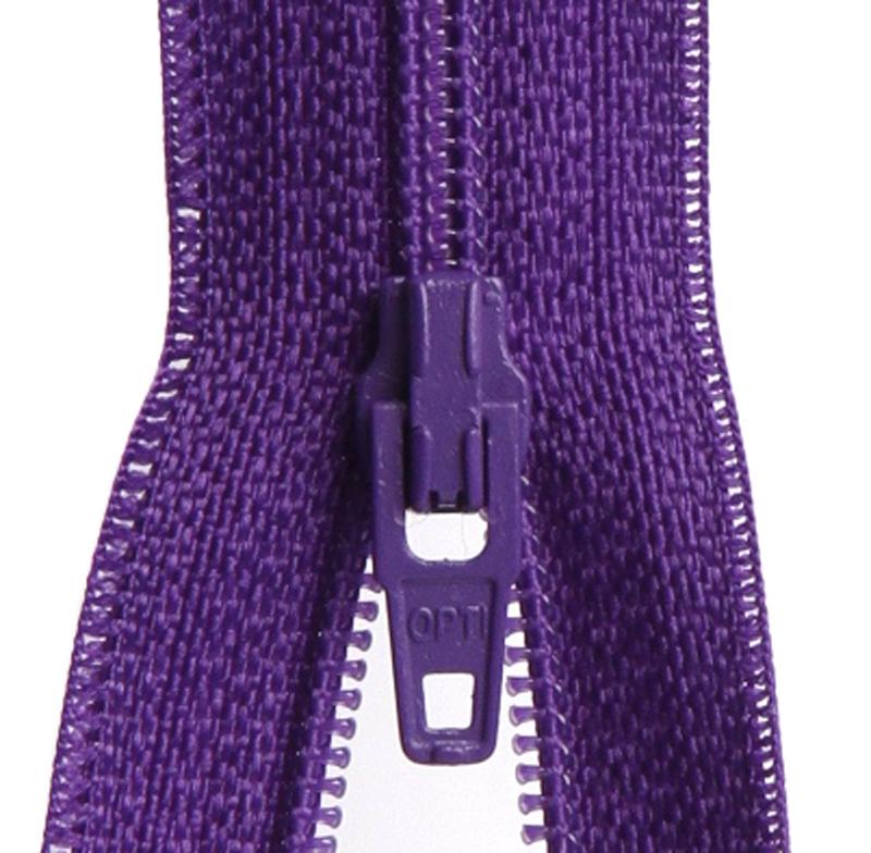 Vetoketju metreittäin, 4mm E-Väri Tumma lila (C013V), Ompelutarvikkeet, Vetoketjut, metriketjut