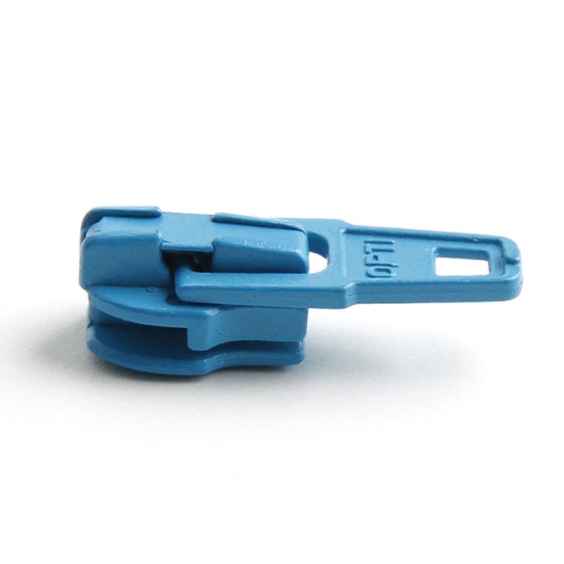 Vetoketju metreittäin, 4mm E-Väri Turkoosi (FR150V), Ompelutarvikkeet, Vetoketjut, metriketjut